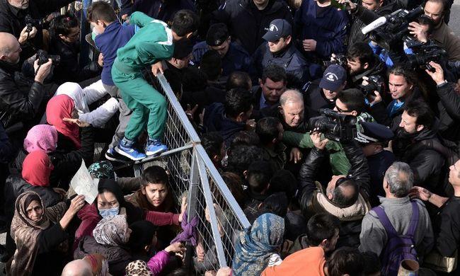 Még 10 millió migráns jöhet, ha nem változik a helyzet
