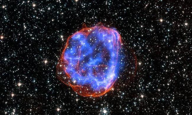 Ekkora csillagrobbanást még sosem észlelt a világ