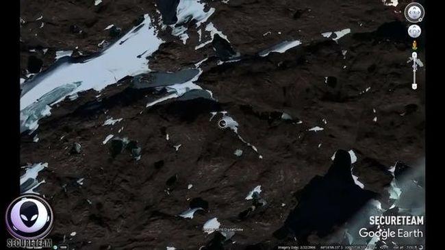 Meglepődtek a tudósok, idegen tárgy tűnt fel az Antarktiszon