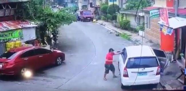 Autójában ölték meg az apát, gyerekei végignézték haláltusáját - videó