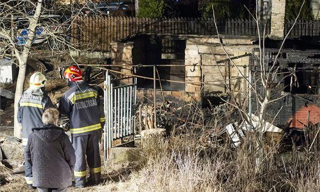 Durva fotó: kínhalált halt egy ember Pest megyében, otthonában találták meg holttestét