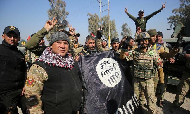 Felesleges minden csata, a terroristákat nem lehet legyőzni