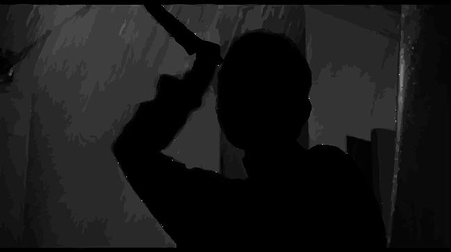 Késsel támadtak a határőrökre