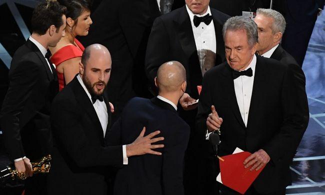 Ez a kis dolog okozta a galibát az Oscar-díjátadón