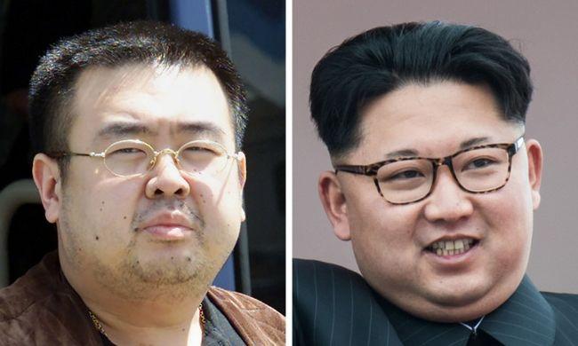 Hullanak a fejek Kim Dzsong Nam meggyilkolása miatt