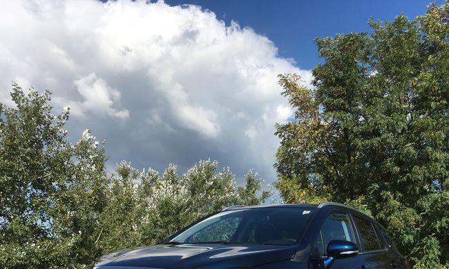 Suzuki SX4 S-Cross teszt: ez is a mi autónk