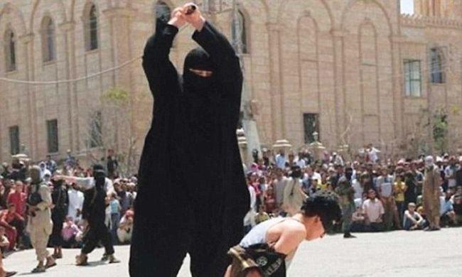 Kannibál Iszlám Állam: azt tanítják, hogyan egyék meg az áldozatokat