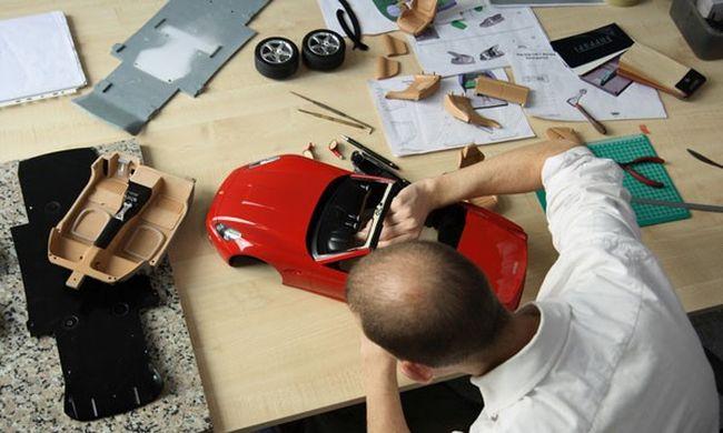 Új Bugattik, Ferrarik, és Porschék készülnek Pécsett 1. rész