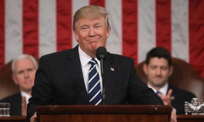 Kockázatos döntést hozott Trump