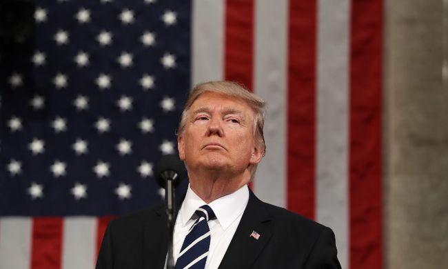 Trump felvázolta, milyen jövő vár Amerikára