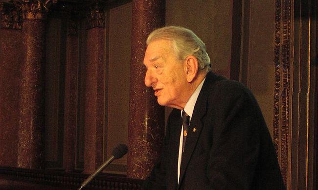 Elhunyt a magyar Nobel-díjas tudós