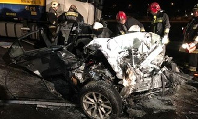 Teljes útlezárás: szörnyű tragédia áldozata lett egy ember Budapesten - fotó