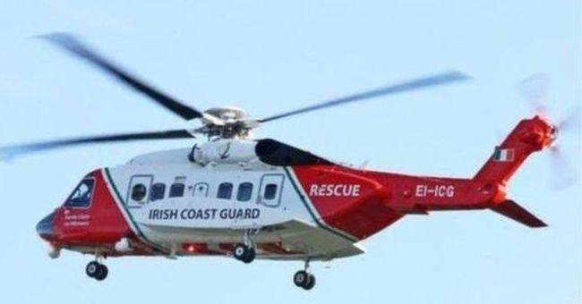 Mentőhelikopter zuhant a tengerbe, nincsenek meg a holttestek