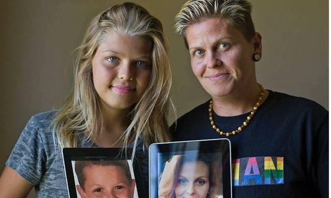 Megdöbbentő történet: anya és fia is nemváltoztató műtéten esett át