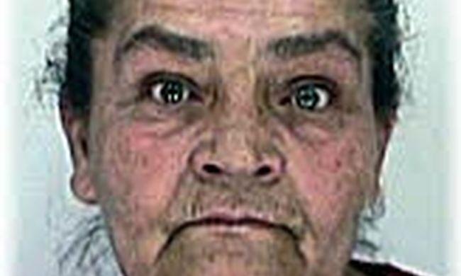 Eltűnt Horváth Józsefné, karácsony óta keresi családja