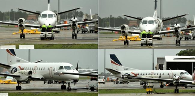 Pánikhangulat az utasszállítón: a levegőben szakadt le a gép propellere