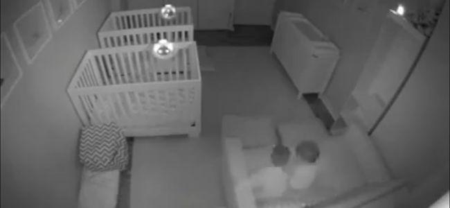 Alig bírták elhinni a szülők, mit csináltak az ikrek - videó