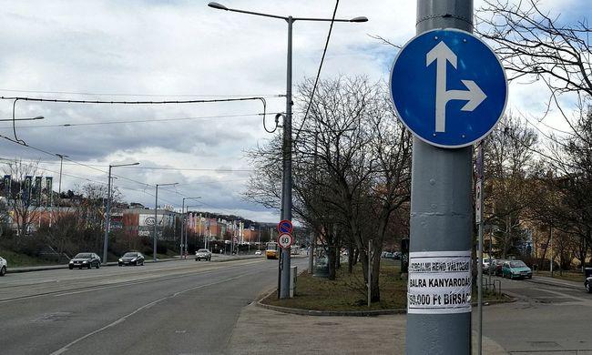 Kreszprofesszor: Száguldó riporterrel Óbudán, a Bécsi útnál jártunk