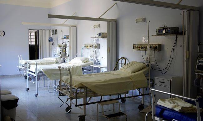 Meghalt a kómában fekvő férfi, aki rendőri intézkedés során sérült meg