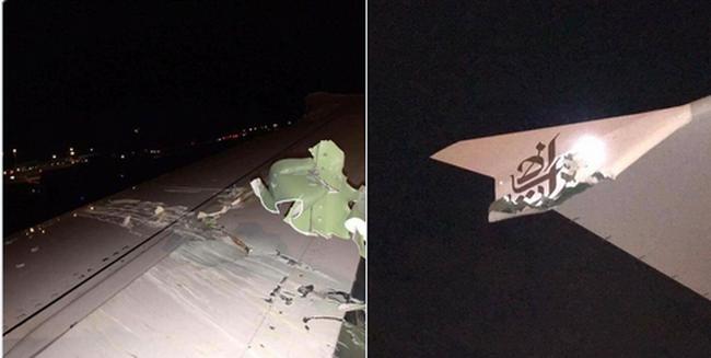 Dráma a repülőtéren: utasszállítók ütköztek, törölték a járatokat