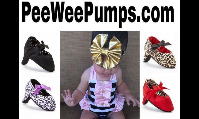 Felháborodtak a szülők a botrányos cipőkön: magassarkút gyártottak a csecsemőknek
