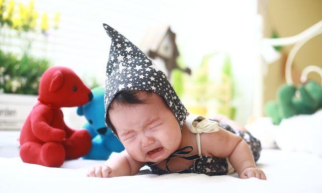 Kiderült hol sírnak legtöbbet a csecsemők, Önnél mi a helyzet otthon?