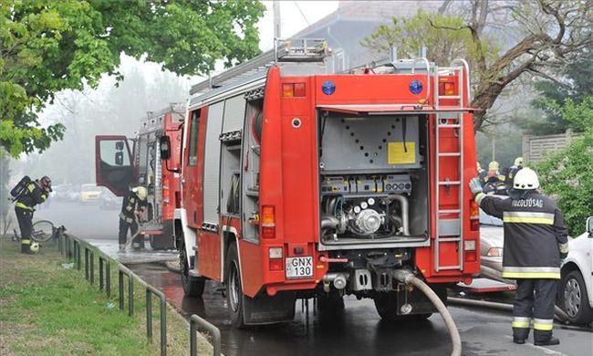 Kivonult a TEK a fővárosban, robbanás történt: Roland állapota válságos