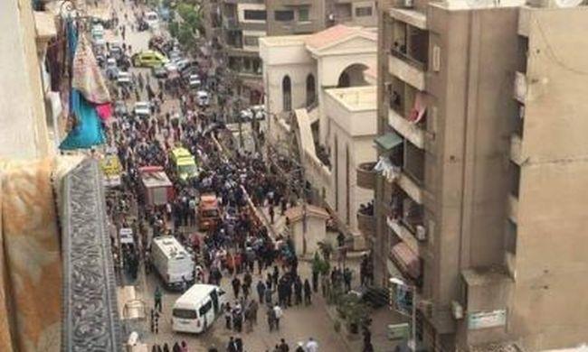 Most érkezett a hír: templomnál robbantottak, rengeteg a halott
