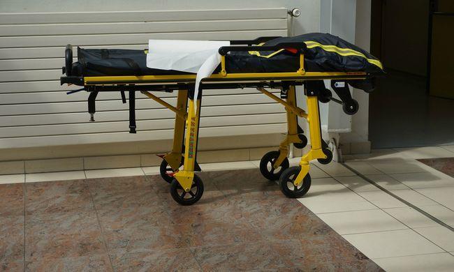 Életét vesztette egy német beteg Budapesten, nem jutott el a vizsgálatra