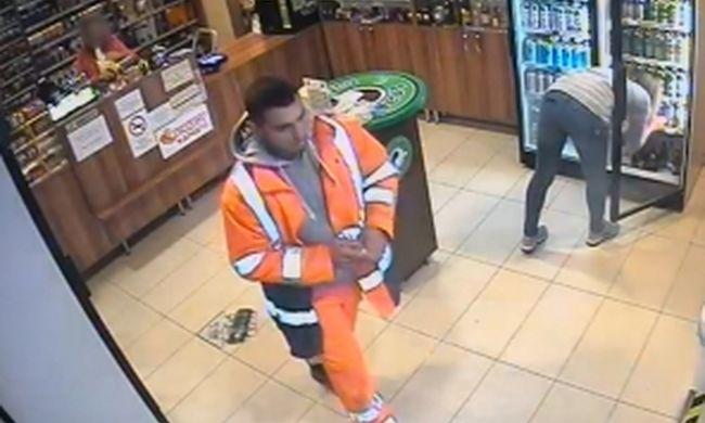 Bankkártyás tolvaj garázdálkodik Zuglóban, nem találja a rendőrség - felismeri?