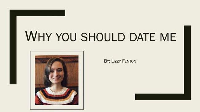 Prezentációval kért randit az egyetemista, erre az eredményre senki sem számított