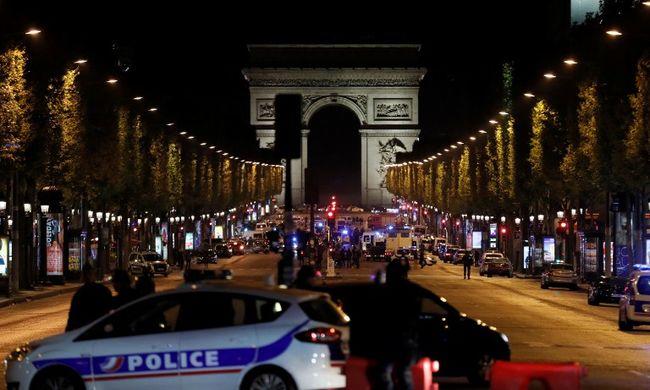 Szomorú egybeesés: a Párizsban meggyilkolt rendőr ott volt az előző terrortámadás helyszínén is