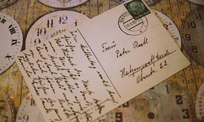 53 évig kallódott a képeslap, mire célba ért, már egyik címzett sem élt