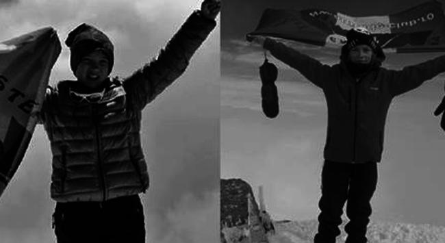 Így búcsúznak a tiniktől, akik hegymászás közben vesztették életüket