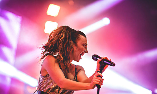 Rúzsa Magdi egyetlen budapesti koncertje a Budapest Parkban