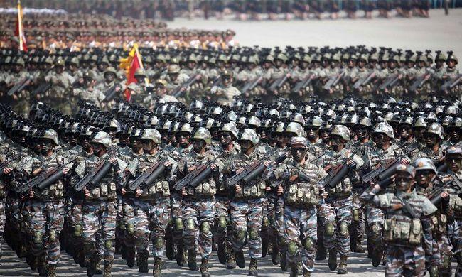 Észak-Koreának csak játékfegyverei vannak?