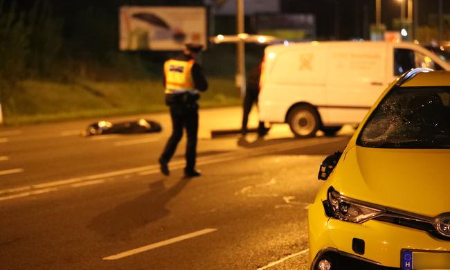 Megrázó fotók érkeztek a vecsési balesetről