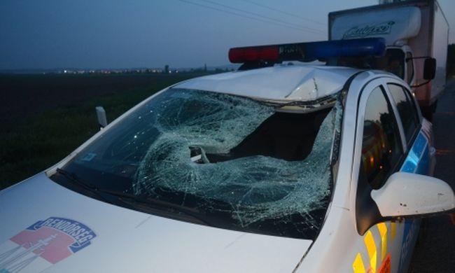 Nyilvánosságra hozták: rendőr gázolta halálra a gyalogost Szigetszentmiklóson