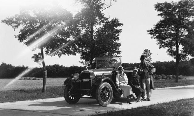 Magyarok a világ járműgyártásában: Fekete István (1883-1956)
