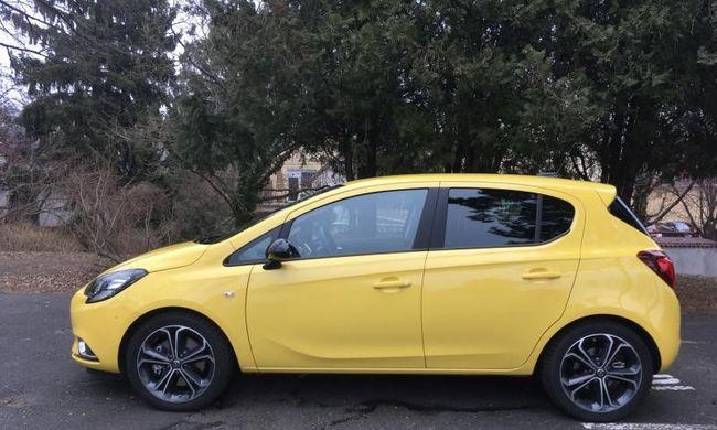 Opel Corsa teszt: egy kis plusz