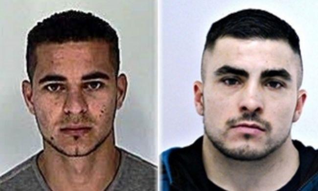 Téglával dobálták meg a családot, keresik ezt a két veszélyes férfit, felismeri őket?