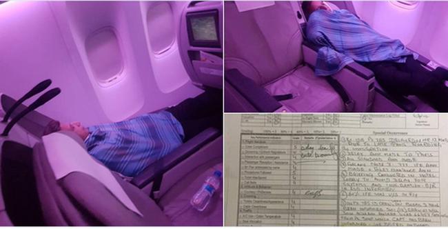 Botrány a repülőn: végigaludta az utat a gép pilótája
