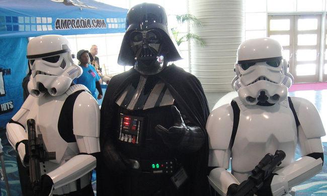 Darth Vader miatt ürítették ki az iskolát, egy szülő támadástól félt