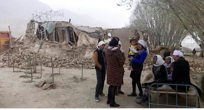 Földrengés pusztított, rengeteg a halott