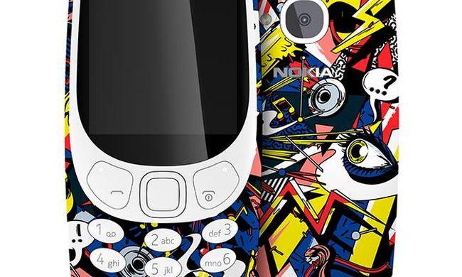 Visszatér a legendás telefon, újra megvehető a 3310
