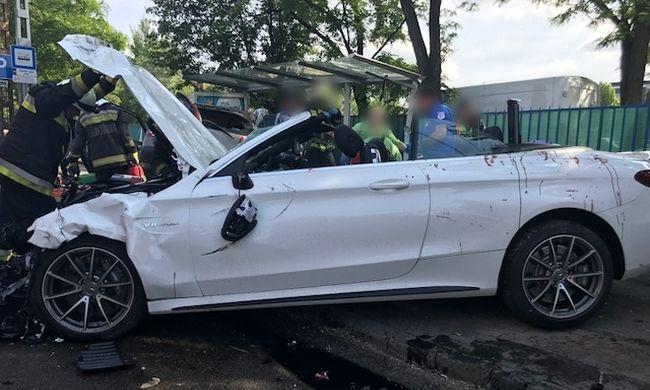 Megszólalt a pesti buszmegállónál történt baleset sofőrje: nem gondolja, hogy hibázott