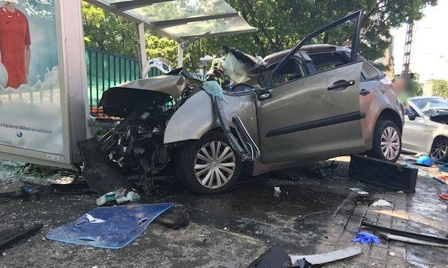 Váratlan bejelentés: a Dózsa György úti baleset mindkét áldozata a kocsiban ült