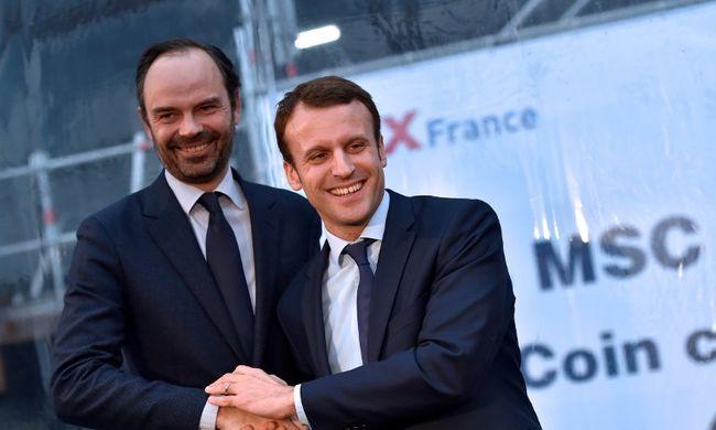 Macron mindenkit meglepett - zseni vagy őrült?