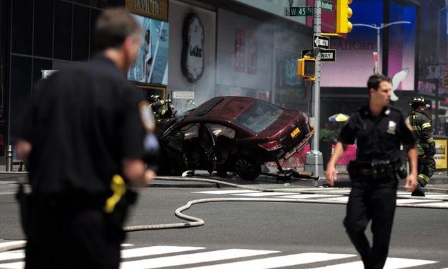 Fiatal lányt ölt meg a New York-i gázoló, aki hangokat is hallott