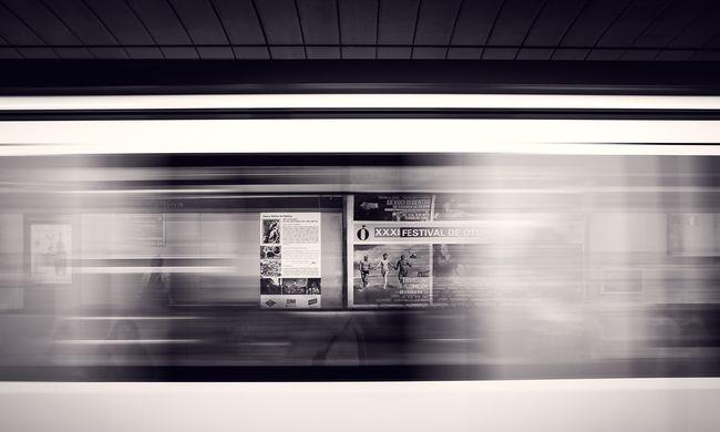 Tragédia a fővárosban: öngyilkos lett egy ember a 2-es metróban